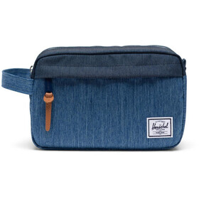 Herschel Chapter Matkailusarja, faded denim/indigo denim